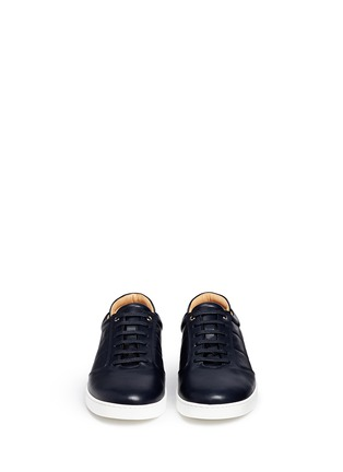 Front View - Click To Enlarge - Want Les Essentiels Shoes - 'Lennon' leather sneakers