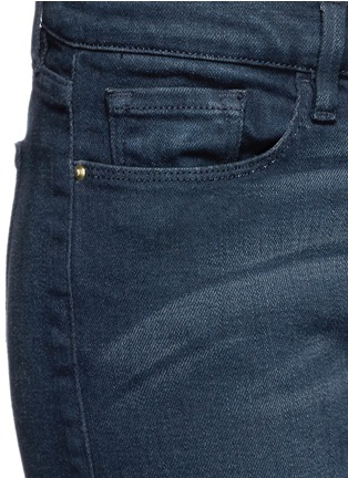 Detail View - Click To Enlarge - Frame Denim - 'Le Garçon' jeans