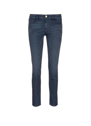 Main View - Click To Enlarge - Frame Denim - 'Le Garçon' jeans