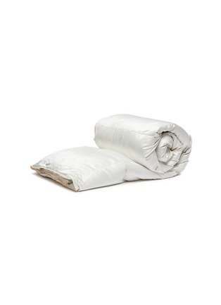 Main View - Click To Enlarge - BRINKHAUS - ICELAND GOOSE DOWN MEDICOTT COTTON DUVET - QUEEN SIZE