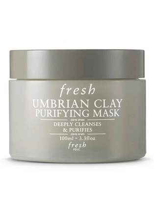 Main View - Click To Enlarge - FRESH - Umbrian Clay Purifying Mask 100ml