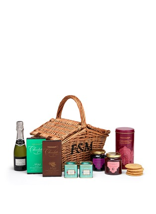 Main View - Click To Enlarge - Fortnum & Mason - The Fortnum's Taster hamper