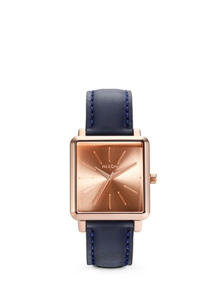 Main View - Click To Enlarge - Nixon - 'K Squared' watch