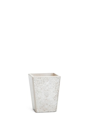 Main View - Click To Enlarge - LABRAZEL - Miraflores Ivory brush holder