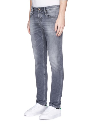 Front View - Click To Enlarge - DENHAM - 'RAZOR' SLIM FIT JEANS