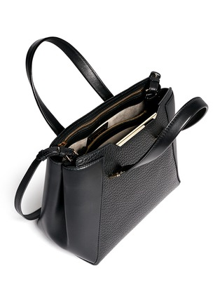 Detail View - Click To Enlarge - Jimmy Choo - 'Alfie' medium leather tote