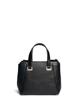 Back View - Click To Enlarge - Jimmy Choo - 'Alfie' medium leather tote