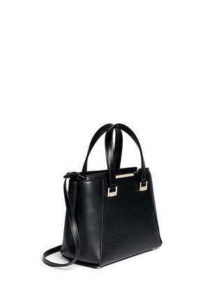 Figure View - Click To Enlarge - Jimmy Choo - 'Alfie' medium leather tote