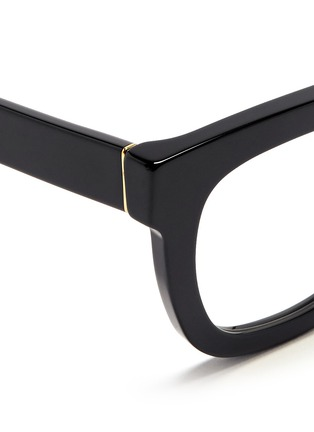 Detail View - Click To Enlarge - SUPER - 'Ciccio' acetate optical glasses