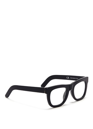Figure View - Click To Enlarge - SUPER - 'Ciccio' acetate optical glasses