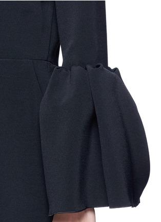 Detail View - Click To Enlarge - Roksanda - 'Margot' lantern sleeve jumpsuit