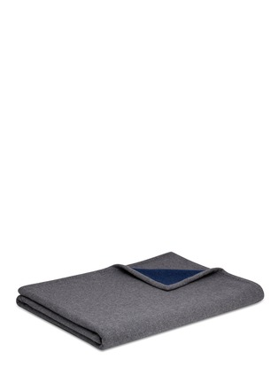 Main View - Click To Enlarge - Frette - Hotel Amelie reversible throw
