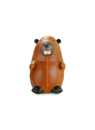 Detail View - Click To Enlarge - Zuny - Classic beaver bookend