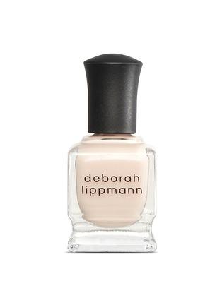 Main View - Click To Enlarge - Deborah Lippmann - Nail Colour - A Fine Romance