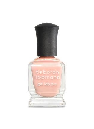 Main View - Click To Enlarge - Deborah Lippmann - Gel Lab Pro Color - Peaches & Cream