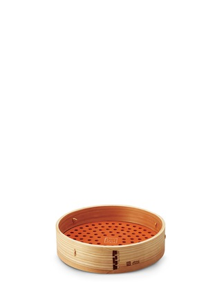 Main View - Click To Enlarge - JIA Inc. - Small cedar wood steamer basket