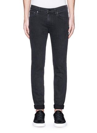 Detail View - Click To Enlarge - Acne Studios - 'Ace Used Cash' skinny jeans
