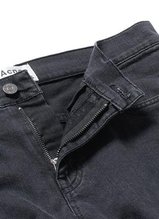 - Acne Studios - 'Ace Used Cash' skinny jeans