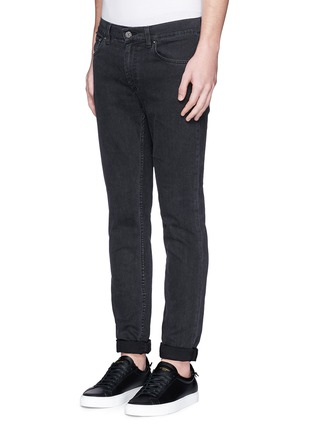 Front View - Click To Enlarge - Acne Studios - 'Ace Used Cash' skinny jeans