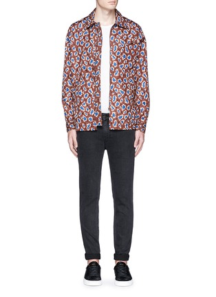 Figure View - Click To Enlarge - Acne Studios - 'Ace Used Cash' skinny jeans