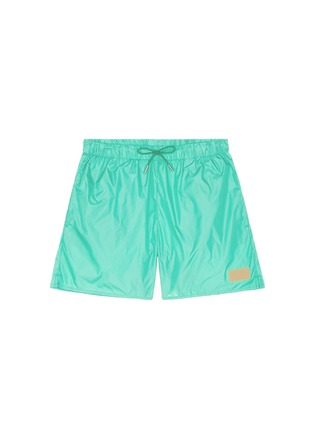 Main View - Click To Enlarge - ACNE STUDIOS - 'Perry' swim shorts