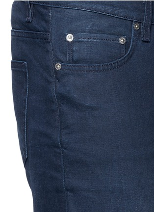 - Acne Studios - 'Town Twilight' cropped tapered jeans