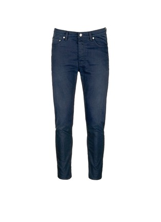Main View - Click To Enlarge - Acne Studios - 'Town Twilight' cropped tapered jeans