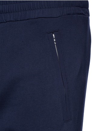 Detail View - Click To Enlarge - ACNE STUDIOS - Rib cuff sweatpants