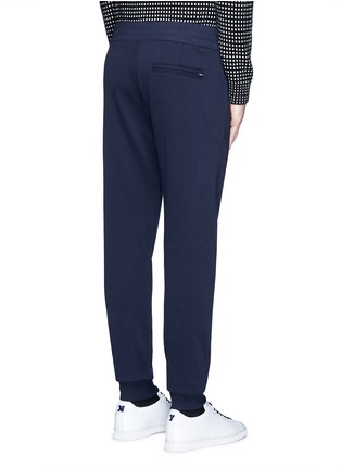 Back View - Click To Enlarge - ACNE STUDIOS - Rib cuff sweatpants