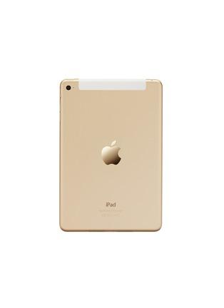 - Apple - iPad mini 4 Wi-Fi + Cellular 128GB - Gold