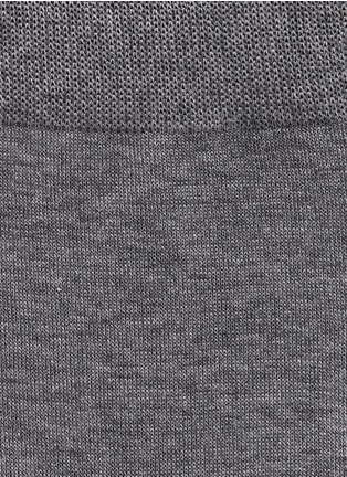 Detail View - Click To Enlarge - FALKE - 'Tiago' crew socks