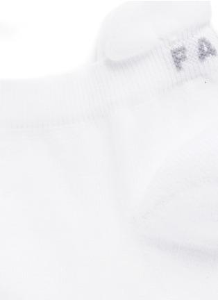 Detail View - Click To Enlarge - FALKE - 'GO2 Sneaker' ankle golf socks