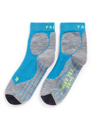 Main View - Click To Enlarge - FALKE - 'TE2 Short' tennis ankle socks
