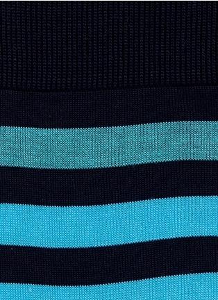 Detail View - Click To Enlarge - FALKE - Maritime stripe crew socks