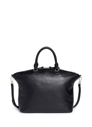 Back View - Click To Enlarge - Tory Burch - Thea' medium slouchy leather satchel