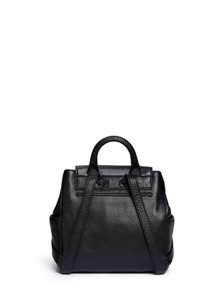 Back View - Click To Enlarge - TORY BURCH - Thea' mini leather backpack