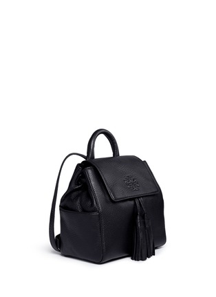Front View - Click To Enlarge - TORY BURCH - Thea' mini leather backpack