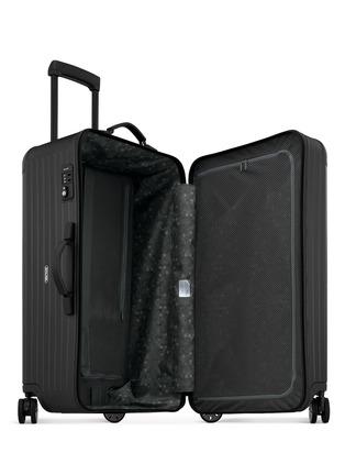 Detail View - Click To Enlarge - RIMOWA - Salsa Sport Multiwheel® 75 (Matte Black, 87-litre)