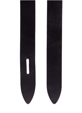 Detail View - Click To Enlarge - Isabel Marant Étoile - 'Leece' leather loop belt