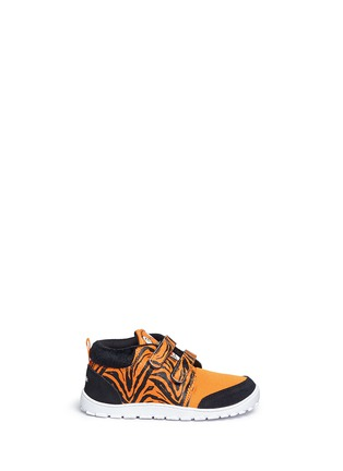 Main View - Click To Enlarge - Reebok - 'Jungle Book Shere Khan VentureFlex' toddler sneakers