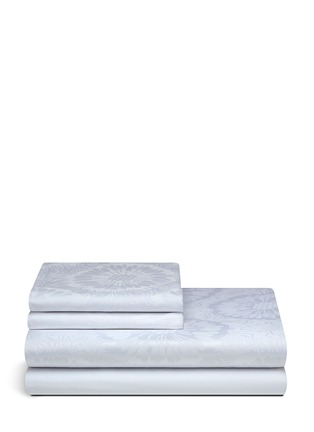 Main View - Click To Enlarge - Frette - Margueritte king size duvet set