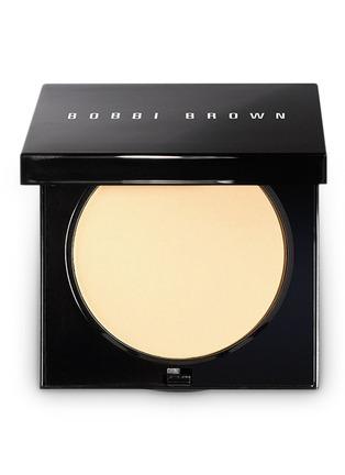 Main View - Click To Enlarge - Bobbi Brown - Sheer Finish Pressed Powder - Pale Yellow