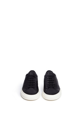 Figure View - Click To Enlarge - Common Projects - 'Original Achilles' nubuck leather sneakers