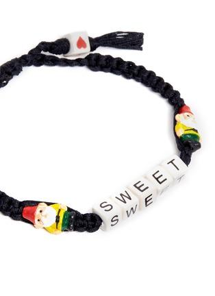Detail View - Click To Enlarge - Venessa Arizaga - 'Gnome Sweet Gnome' bracelet