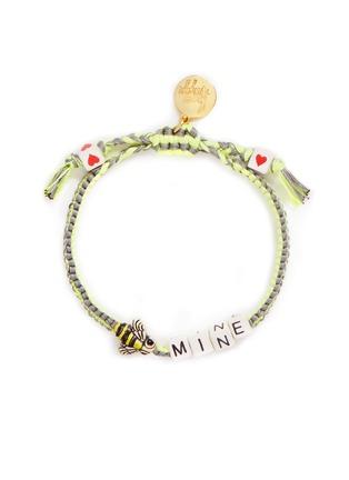 Main View - Click To Enlarge - Venessa Arizaga - 'Bee Mine' bracelet
