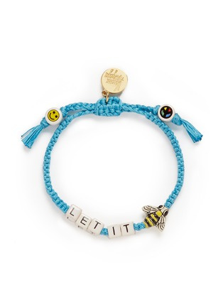 Main View - Click To Enlarge - Venessa Arizaga - 'Let It Bee' bracelet