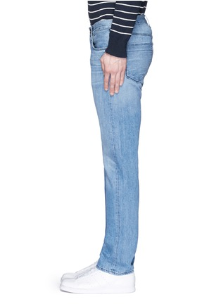 Detail View - Click To Enlarge - 3X1 - 'M4' low rise straight leg jeans