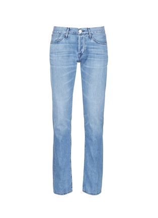 Main View - Click To Enlarge - 3X1 - 'M4' low rise straight leg jeans