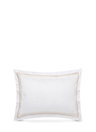Figure View - Click To Enlarge - Frette - Cruise standard sham