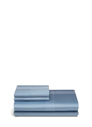 Main View - Click To Enlarge - FRETTE - Porto queen size duvet set